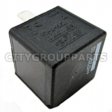 LAND ROVER JAGUAR FORD MULTI-USE 4 PIN BLACK RELAY 12V 40A FoMoCo 5M5T-14B192-CA